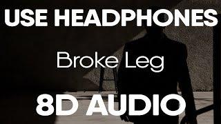 Tory Lanez   Broke Leg Feat. Quavo & Tyga (8D AUDIO)