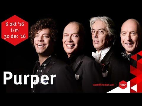 Purper terug van weggeweest met voorstelling 'Vier Jaargetijden'