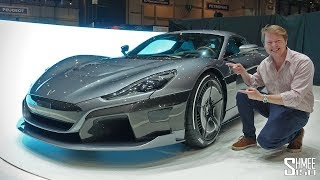 THIS is the NEW Rimac C_Two! | EXCLUSIVE FIRST LOOK