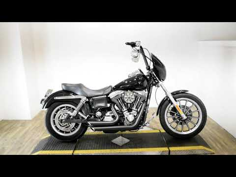 2001 Harley-Davidson FXDL  Dyna Low Rider® in Wauconda, Illinois - Video 1