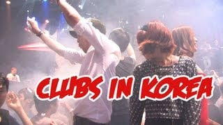 Why clubs in Korea are awesome