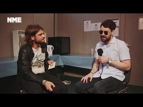 Glastonbury 2017: Backstage with The Courteeners