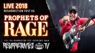 Prophets Of Rage   Killing In The Name (ft. Frank Carter) (Live At Resurrection Fest EG 2018)