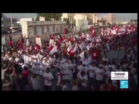 Election présidentielle Tunisie : Retour en IMAGES sur ces 9 dernières années