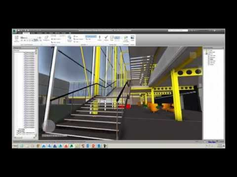 Autodesk Navisworks Walkthrough
