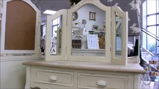 The Country Ash Range Shabby Chic Framhouse Style Furniture