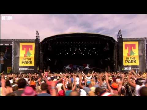 Rita Ora - Radioactive at T in the Park 2013