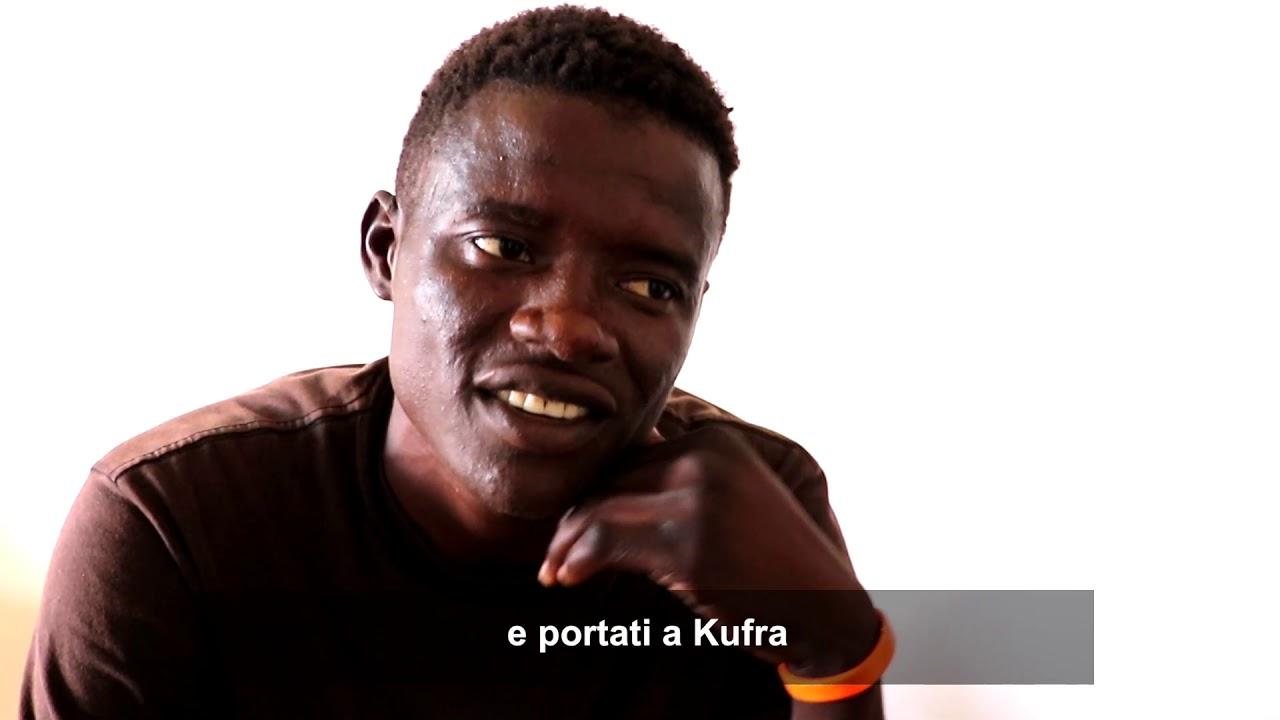 La storia di A. dall'Eritrea