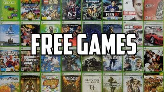 Xbox Live: How To Get 2 FREE GAMES Every Month - Free Game Downloads [Games With Gold]