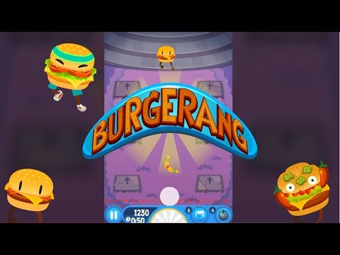 Video of Burgerang - The Food Wars