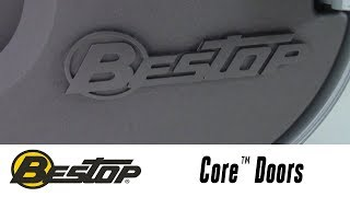 In the Garage™ with Performance Corner®: Bestop Core™ Doors