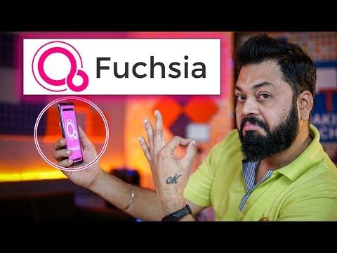 FUCHSIA OS - ये होने वाला है सब Mobile OS का बाप