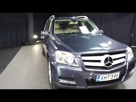 Mercedes-Benz GLK 220 CDI BE 4Matic Premium Business A, Maastoauto, Automaatti, Diesel, Neliveto, XMT-398
