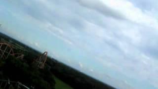 preview picture of video 'Fahrt mit dem Starflyer im Holiday-Park Hassloch, Video 2'