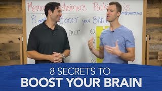 8 Secrets to Boost Your Brain