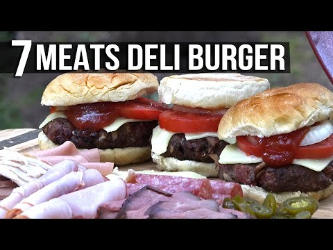Fast And Easy Deli Burgers