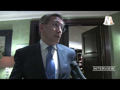 Interview : Martin Vial, directeur générale de Europ Assistance