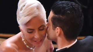 Lady Gaga Helped Rami Malek Avoid An Oscars Wardrobe Malfunction