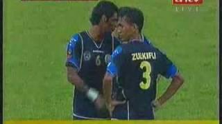 Arema Malang Vs Persik Kediri ISL 2009/2010