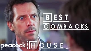 Best Comebacks | House M.D.