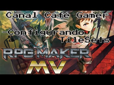 RPG Maker MV Tutorial - Tileset Overview - How to get the