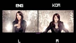 Girls' Generation (SNSD) - The Boys (Split Screen) (Eng/Kor)