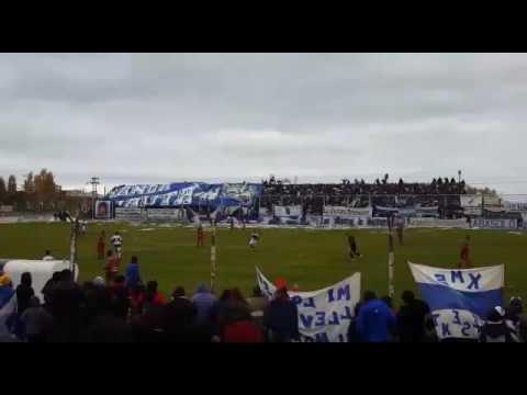 """Aeronauta"" Barra: La Banda Aeronauta • Club: Jorge Newbery de Comodoro"
