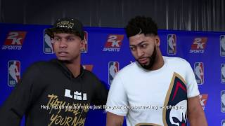NBA 2K19 MyCareer: Being All-Star Game Captain & Draft Picking My All-Star Team