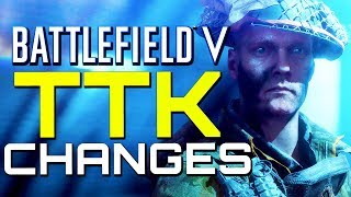 Battlefield 5: TTK Changes ruined the game?