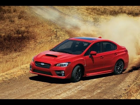 2015 Subaru WRX First Drive Review Video