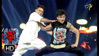 Pradeep Performance   Dhee 10    20th June 2018   ETV Telugu