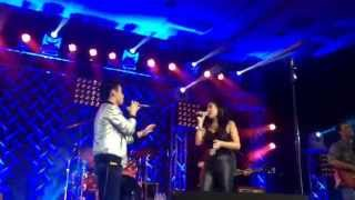 """Bring Me the Night"" by Sam Tsui & Kurt Schneider feat. Rita de Guzman LIVE in Manila"