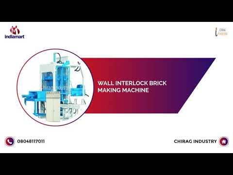 Chirag Industry - Manufacturer of Block Making Machine & Brick