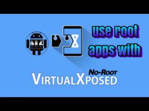 Virtual Xposed Modules