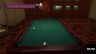 Yakuza Zero - Pool Puzzle Easy Difficulty - Most Popular Videos