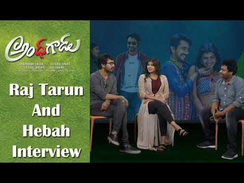 Andhhagadu Team Special Interview With Sathya