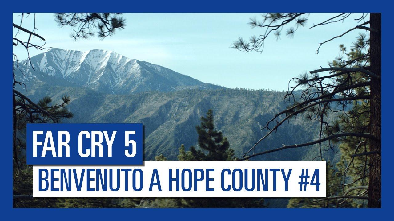 Far Cry 5 - Benvenuto a Hope County #4