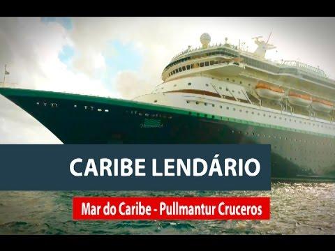 """Pullmantur oferece roteiro """"lendário"""" pelo Caribe, veja"""