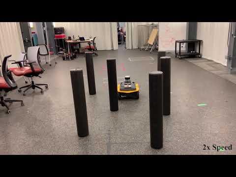 SLAM with LIDAR and wheel encoders in ROS - смотреть онлайн на Hah Life