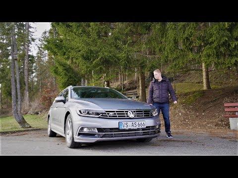 Ein Kombi mit Platz? Volkswagen VW Passat Variant 4Motion 190PS - Review, Fahrbericht, Test