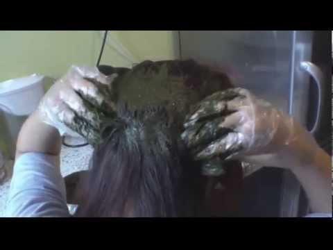 Babcia Agafia maska do leczenia włosów