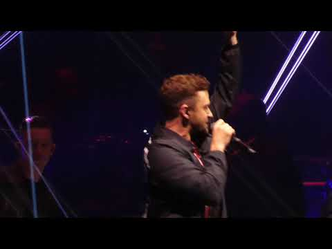 Justin timberlake - Filthy Paris Concert 3 July 2018 Introduction