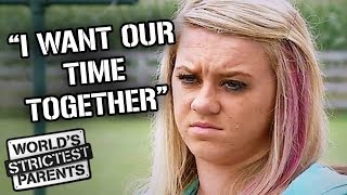 Chloie Says Farewell To The Smiths | World's Strictest Parents