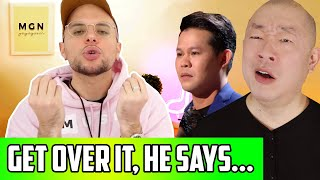 AGT Exposed - MGN Reaction Channel Tells Marcelito Pomoy Fans To Get Over The AGT Champions Scandal
