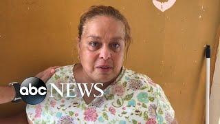 Desperation grows in Puerto Rico after Maria