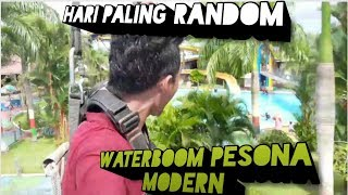 preview picture of video 'HARI PALING RANDOM_WATERBOM BANJARMASIN'