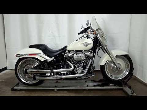 2018 Harley-Davidson Fat Boy® 114 in Eden Prairie, Minnesota - Video 1
