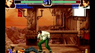 [GGPO KOF 2002] 5418 vs [TW]10101010 (old matches)