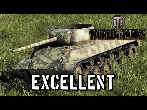 World of Tanks - Excellent