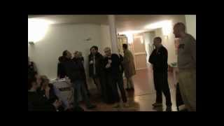 preview picture of video 'Apericena con i Candidati Movimento 5 Stelle Castelfranco di Sotto'